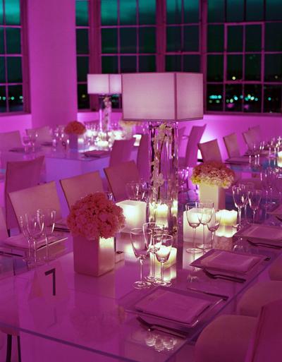 Diy lampshade centerpieces project wedding forums