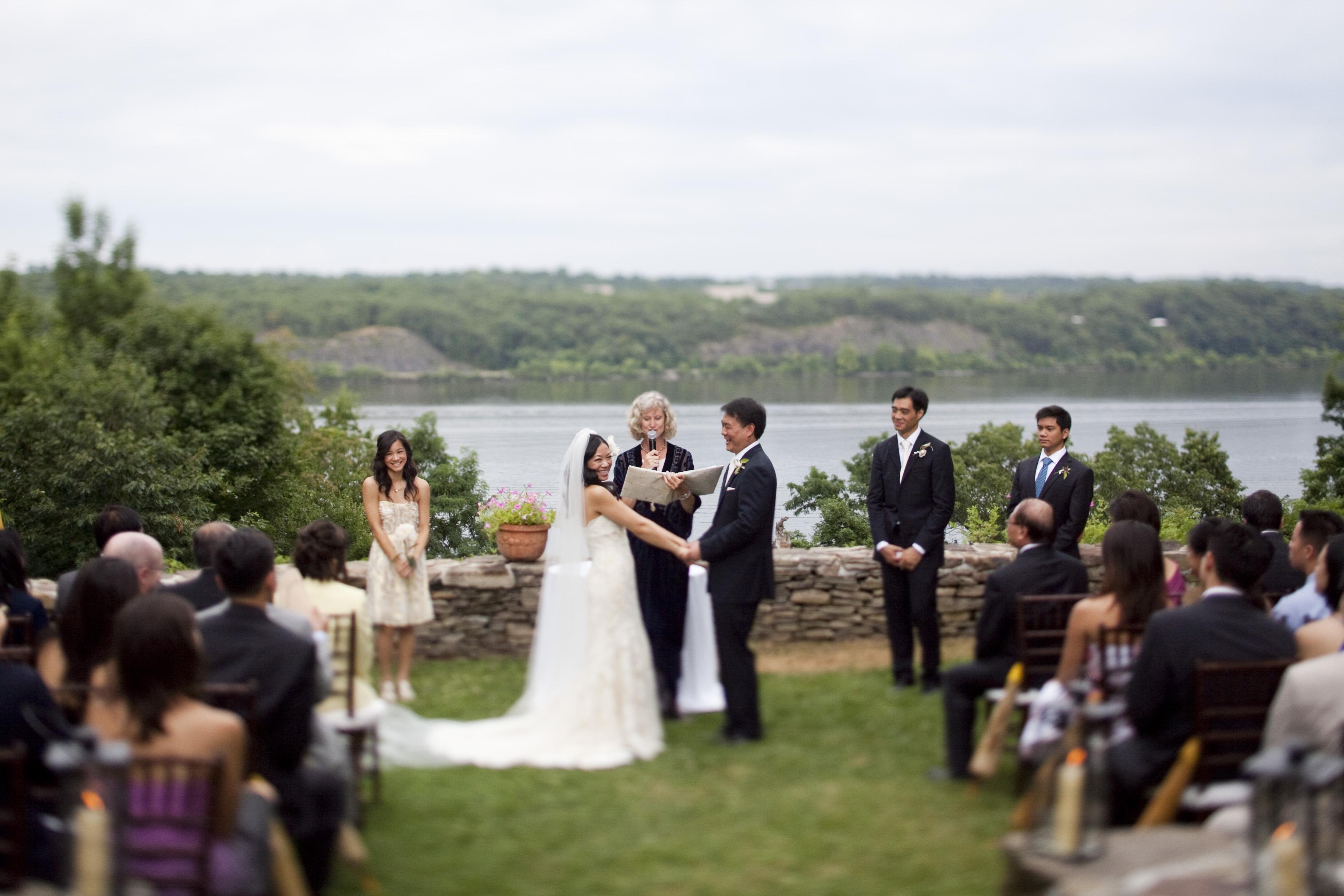 Favorite Things A Summer Wedding At Buttermilk Falls