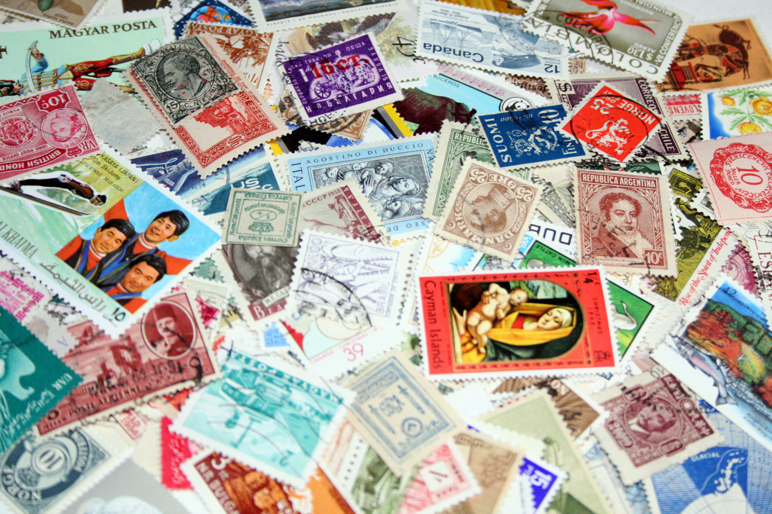 International postage for reply cards; To Stamp or Not to Stamp? That is the Question.
