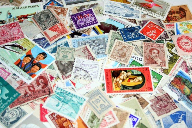 interntational stamps