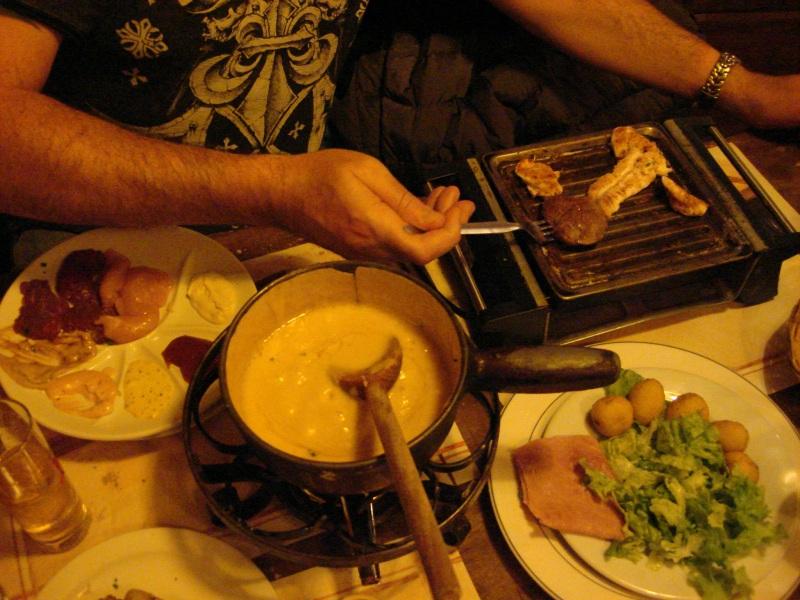 interactive dinner