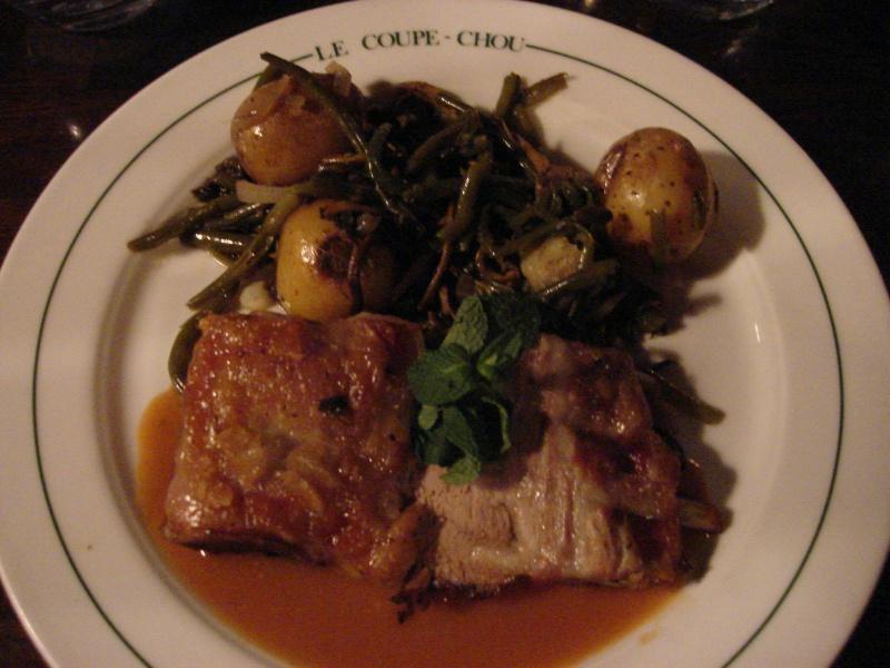 Le Coupe Chou - Lamb
