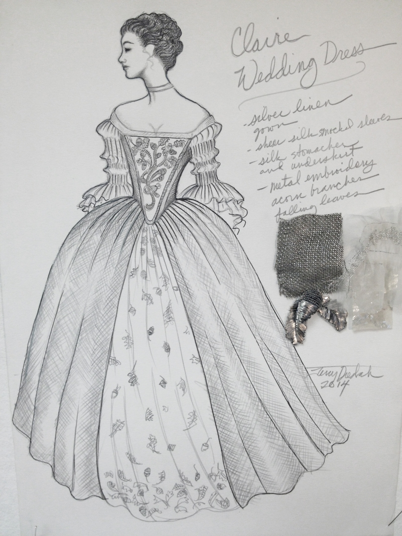 Wedding-Sketch