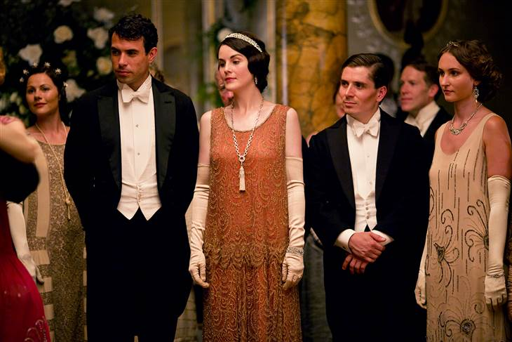 Gloves - downton abbey