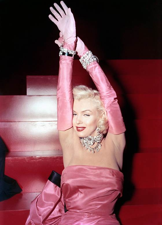 gloves - marylin