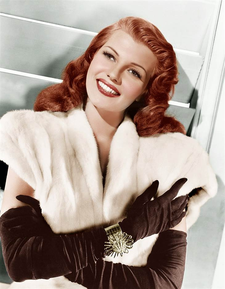 gloves - rita hayworth